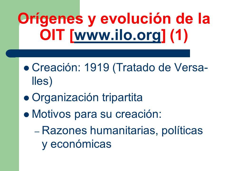 Orígenes y evolución de la OIT [www.ilo.org] (1)